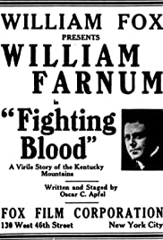 Fighting Blood Poster