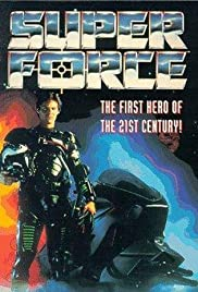 Super Force Poster