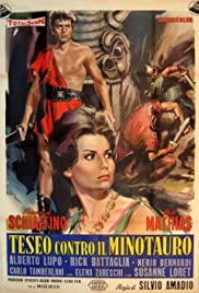 Minotaur, the Wild Beast of Crete (1960) Poster - Movie Forum, Cast, Reviews