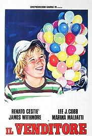 Il venditore di palloncini Poster