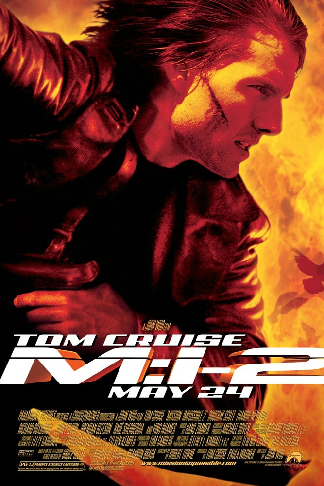 Mission Impossible 2 2000 Hindi Dubbed