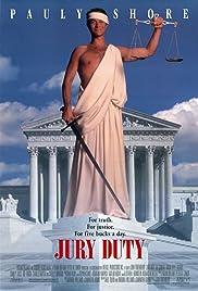 Jury Duty(1995) Poster - Movie Forum, Cast, Reviews