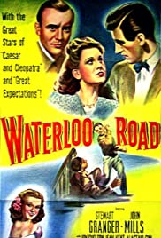 Waterloo Road (1945) Poster - Movie Forum, Cast, Reviews