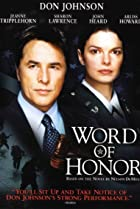 Word of Honor (2003) Poster