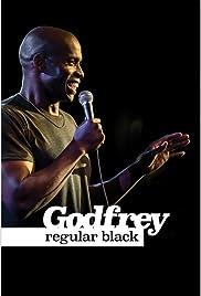 Godfrey: Regular Black Poster