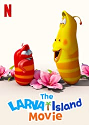The Larva Island Movie (2020) poster