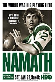 Namath TV Movie 2012  IMDb