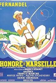 Honoré de Marseille Poster