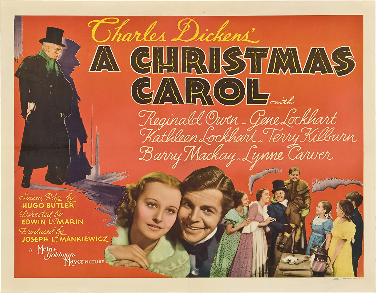 but the dessicated gent is about to get his comeuppance when he imagines he is visited by the ghosts of christmas past present and future imdb - A Christmas Carol Imdb