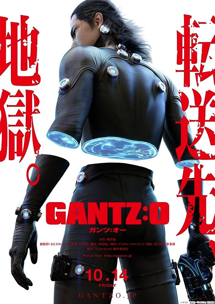 Gantz O 2016 Japanese 1080p HEVC BluRay x265 500MB