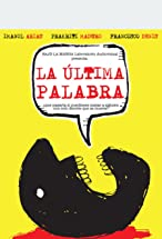 Primary image for La última palabra