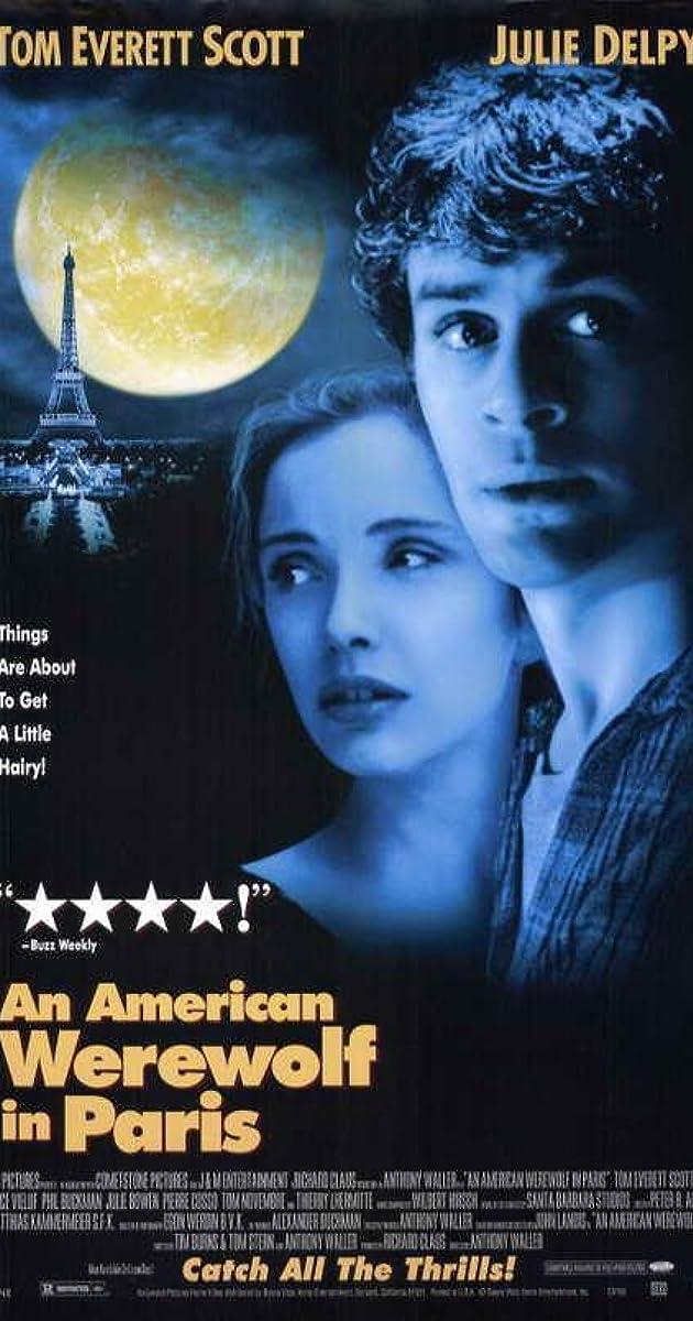 Amerikos vilkolakis Paryžiuje / An American Werewolf in Paris (1997) Online
