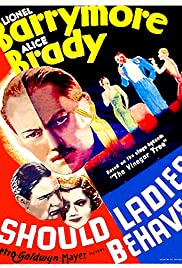 Should Ladies Behave (1933) Poster - Movie Forum, Cast, Reviews