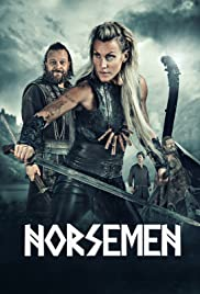 Vikingane Poster - TV Show Forum, Cast, Reviews