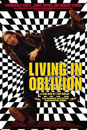 Poster Living in Oblivion - Total abgedreht