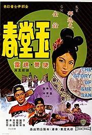 Yu tang chun Poster