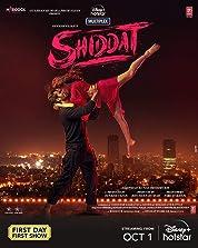 Shiddat (2021) poster