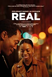 Real (2019) poster