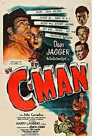 'C'-Man Poster
