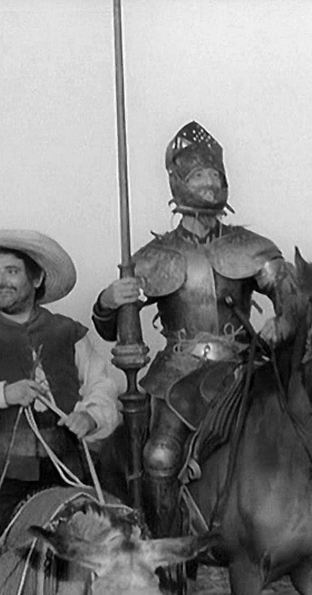 Don Quijote von der Mancha (TV Mini-Series 1965) - IMDb