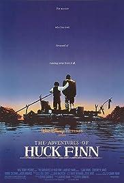 The Adventures of Huck Finn Poster