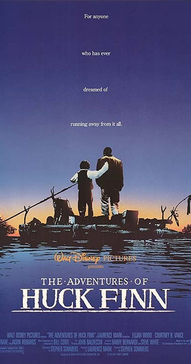 The Adventures of Huck Finn 1993 BRRip