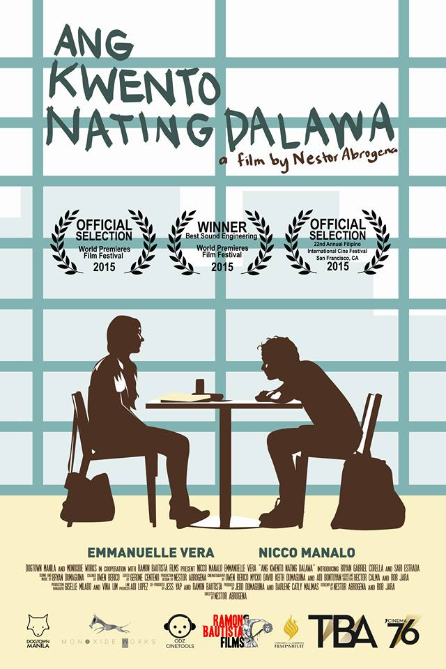Ang kwento nating dalawa (2015) (The Story of Us That Never Was)