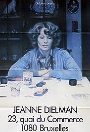 Jeanne Dielman, 23, quai du commerce, 1080 Bruxelles(1975) Poster - Movie Forum, Cast, Reviews
