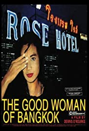 The Good Woman of Bangkok (1991) Poster - Movie Forum, Cast, Reviews