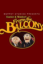 Statler and Waldorf: From the Balcony Poster