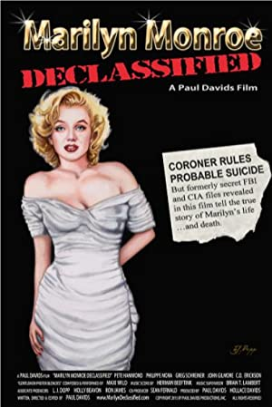 Marilyn Monroe Declassified (2016)