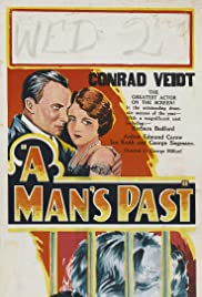 A Man's Past Poster