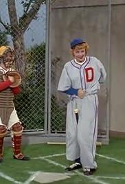 Lucy and Viv Play Softball Poster