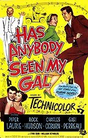 Has Anybody Seen My Gal? poster