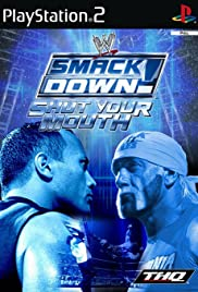 WWE SmackDown! Shut Your Mouth Poster