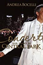 Image of Great Performances: Andrea Bocelli Live in Central Park