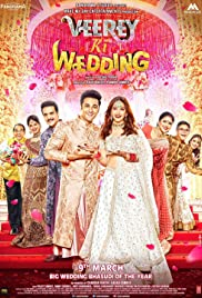 Veerey Ki Wedding 2018 Hindi PreDVDRip 700MB AAC MKV