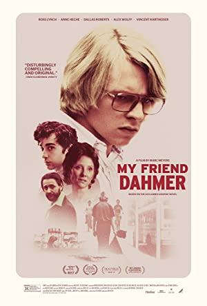 My Friend Dahmer (2017) WEB DL XviD AC3 FGT