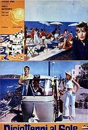 Eighteen in the Sun Poster