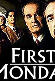 First Monday Poster - TV Show Forum, Cast, Reviews