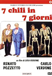 7 chili in 7 giorni (1986) Poster - Movie Forum, Cast, Reviews