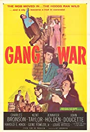 Gang War (1958) Poster - Movie Forum, Cast, Reviews