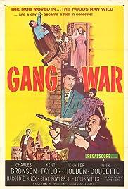 Gang War(1958) Poster - Movie Forum, Cast, Reviews