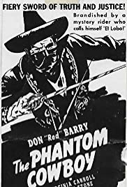 The Phantom Cowboy Poster