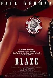 Blaze(1989) Poster - Movie Forum, Cast, Reviews