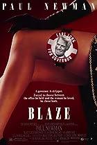 Blaze (1989) Poster