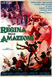 Colossus and the Amazon Queen(1960) Poster - Movie Forum, Cast, Reviews