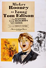 Young Tom Edison (1940) Poster - Movie Forum, Cast, Reviews