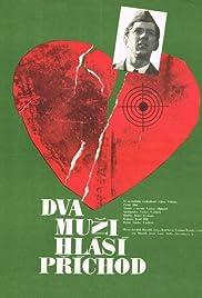 Dva muzi hlásí príchod Poster