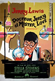 The Nutty Professor(1963) Poster - Movie Forum, Cast, Reviews